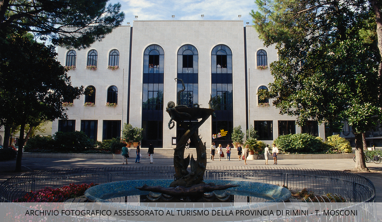 Palace of Tourism of Riccione